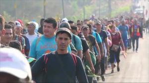 Migrant Caravan (CNN)
